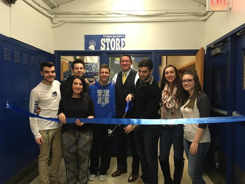 School Store Grand Opening