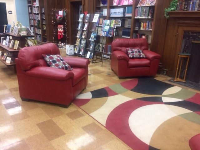 The New Comfy Chairs