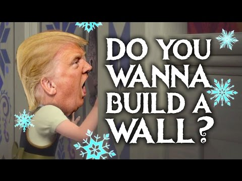 Hillary Wants To Build A Wall