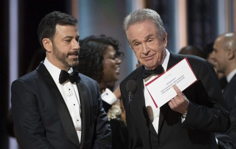 Jimmy Kimmel, Warren Beatty...and the Winning Envelope