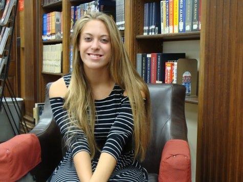 Senior Spotlight: Meagan Scherer