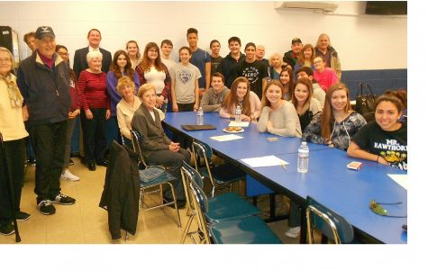 Seniors & Teens Together