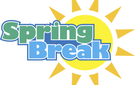 The World According To Shakir: Spring Break