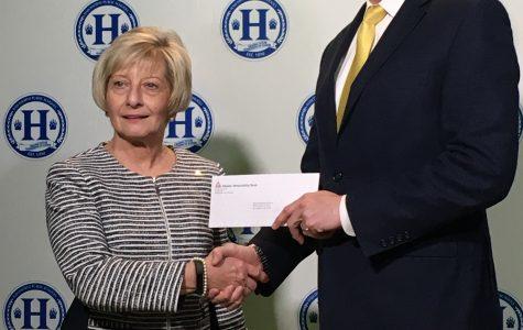 Local Bank's Act of Generosity