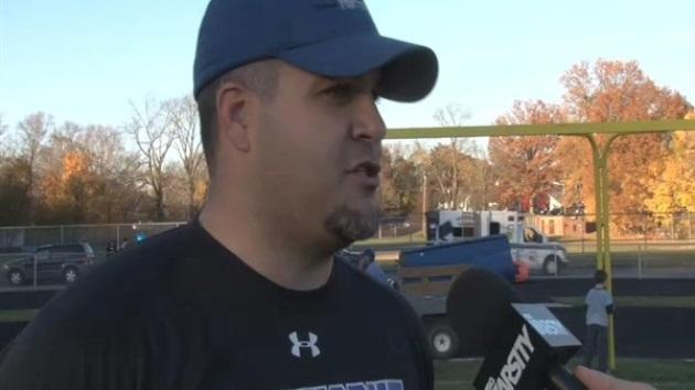 HHS Coach John Passero
