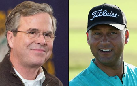 Derek Jeter and Jeb Bush in Pursuit of Miami Marlins
