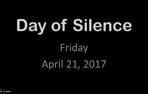 Day of Silence At HHS