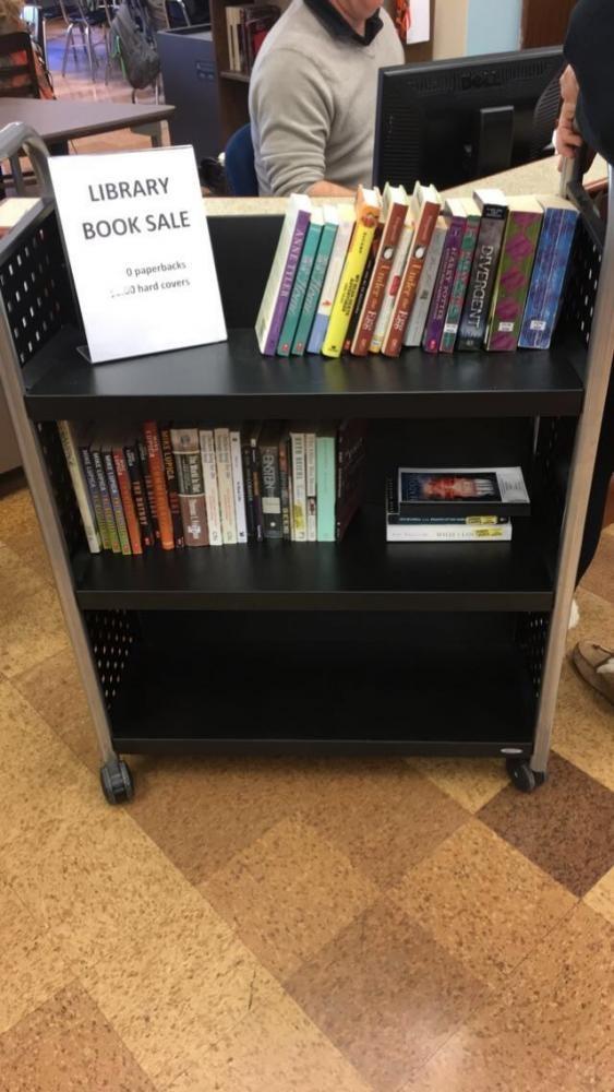 Come Get a Book!
