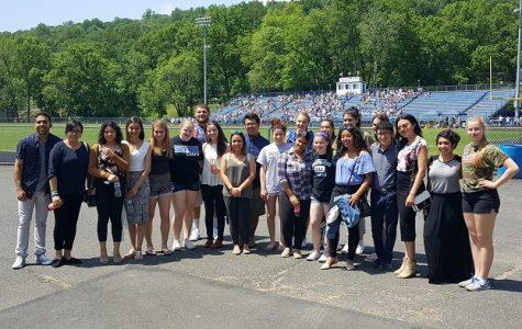 Hawthorne Bears Welcome West New York's Future Teachers