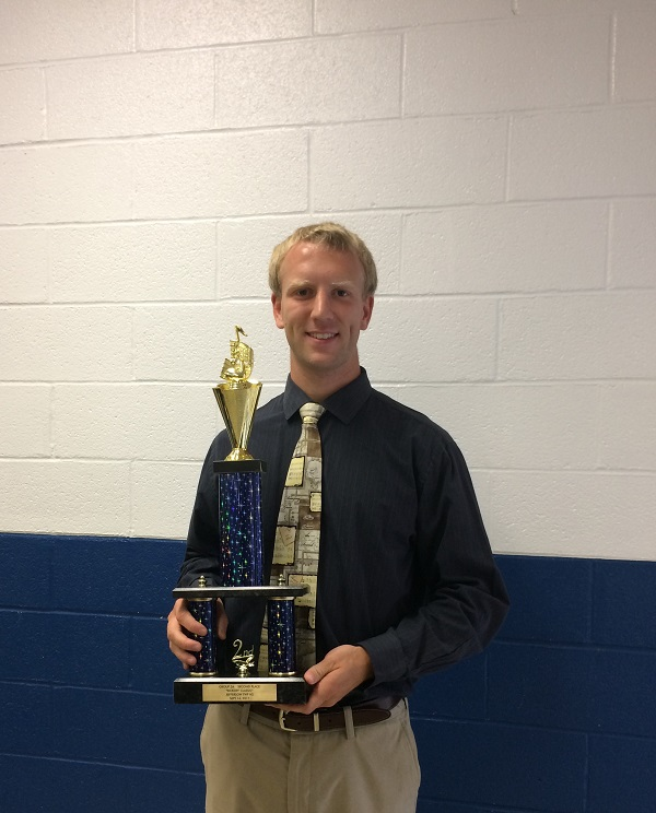 Mr. Williams and the Trophy