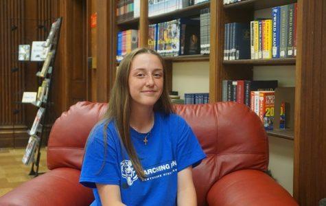 Senior Spotlight: Melanie Parcells