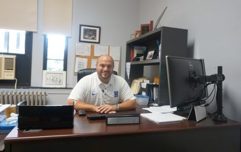 Assistant Vice Principal Mr. Mazzacca