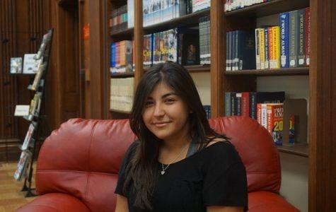Senior Spotlight:  Vanessa Peña