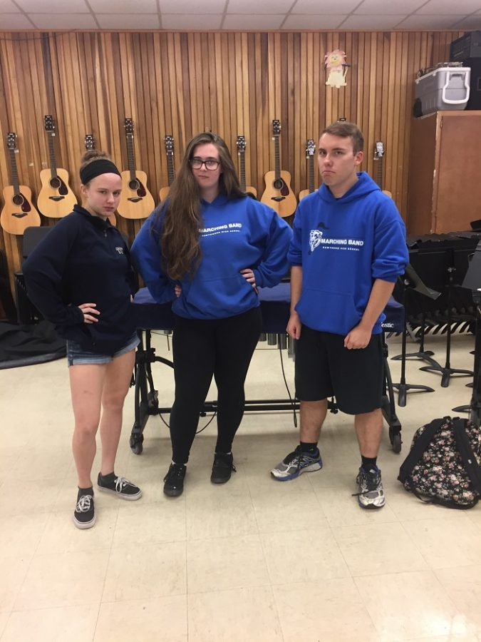 The Band Managers