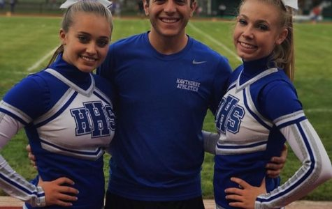 HHS Cheerleading Captains 2017-2018
