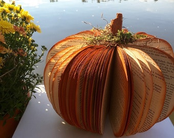 Pumpkin Book Art Workshop