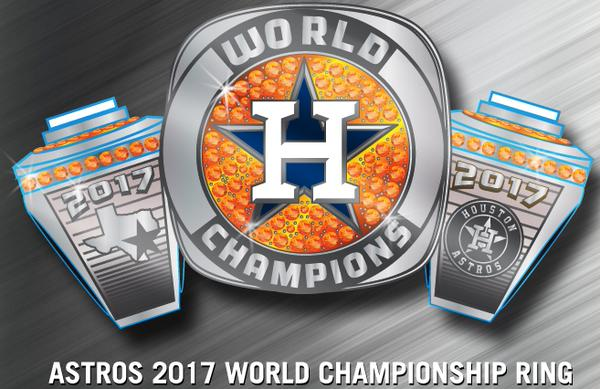 2017 World Series Champs, the Houston Astros