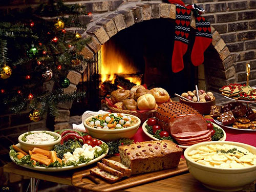 Enjoy Your Holiday Food!
