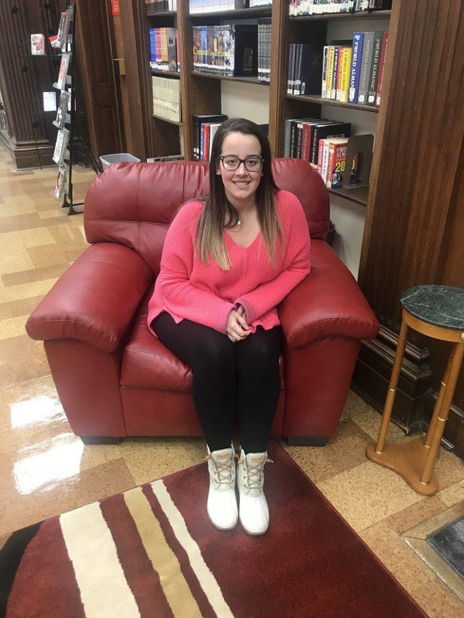 Senior Spotlight: McKenzie Brevet