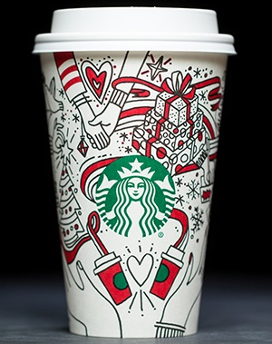 Starbucks Holiday Cup Causing Trouble Again!!