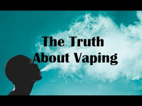 The Truth About Vaping
