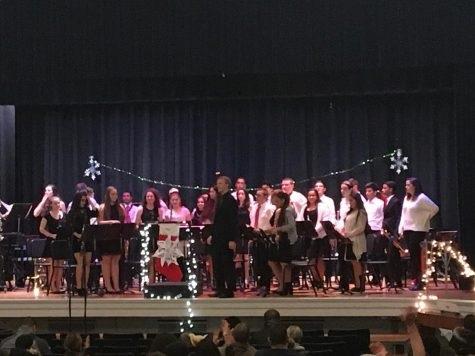 Hawthorne High School Winter Concert
