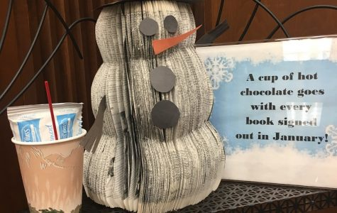 Reading for Hot Cocoa!