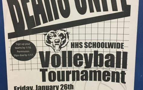 All School Volleyball Tournament