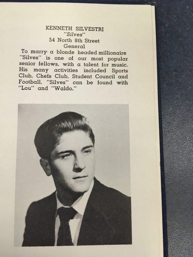 Alumni Spotlight: Kenneth Silvestri