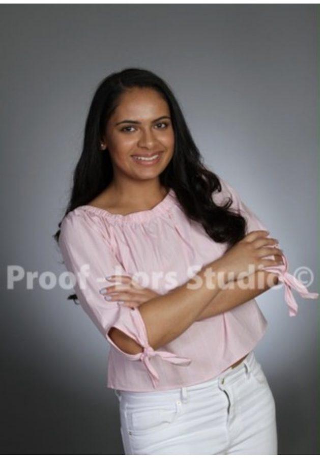 Senior Spotlight: Vanessa Fernandez