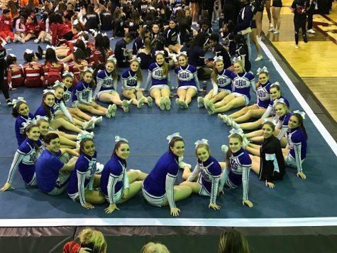 Hawthorne High School Cheerleaders Take Home the Gold!