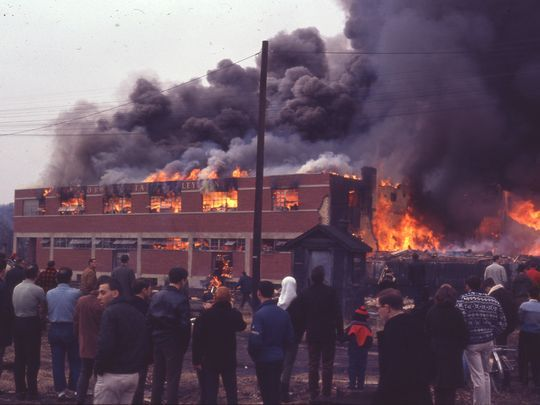 51 Years Since the Morningstar Paisley Fire