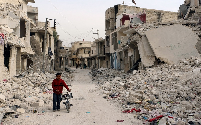 Inside Syria: The Deadliest Place In The World