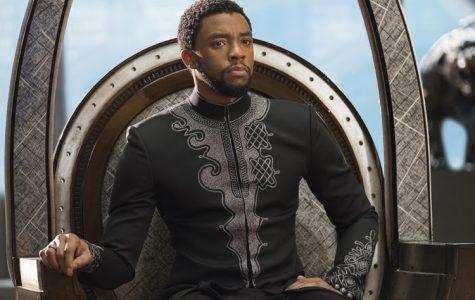 Marvel Studios' BLACK PANTHERT'Challa/Black Panther (Chadwick Boseman)Photo: Matt Kennedy©Marvel Studios 2018