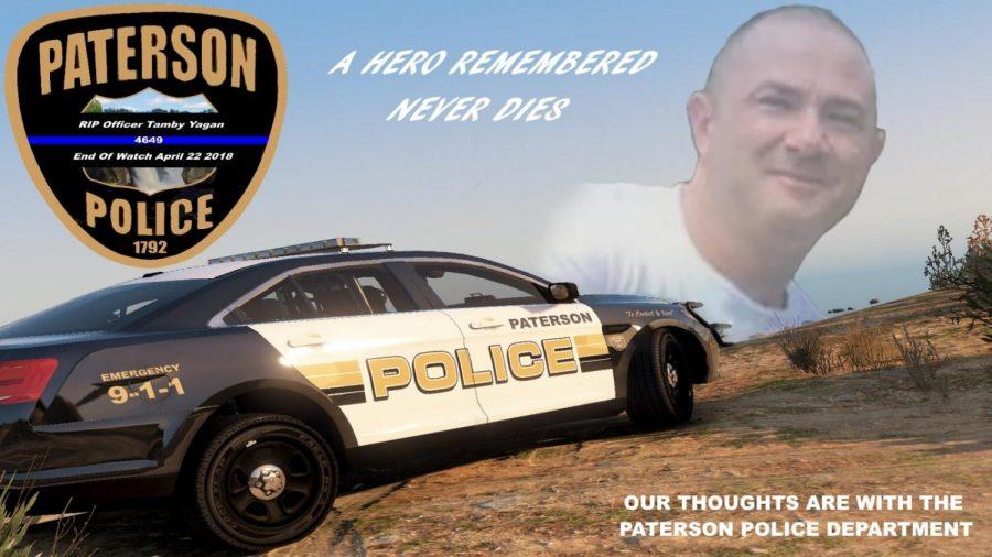 Paterson Police Officer Killed in Car Crash
