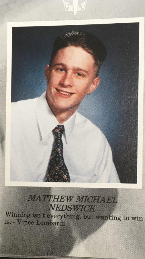 Alumni Spotlight: Sergeant Matt Nedswick
