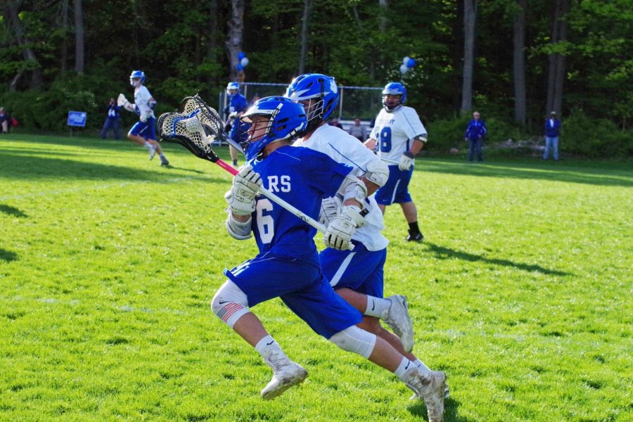 Most Successful Season: Boys' Lacrosse