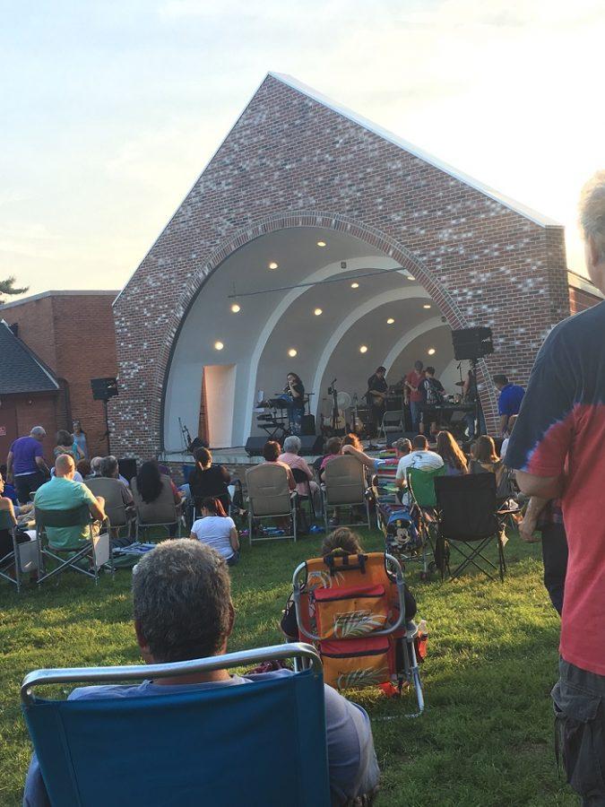 Hawthorne's Fight 4 Autism Concert