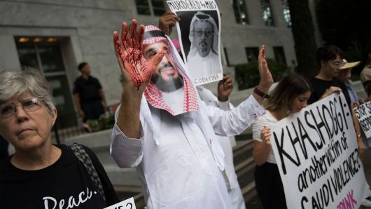The Disappearance of Jamal Khashoggi: Part 2