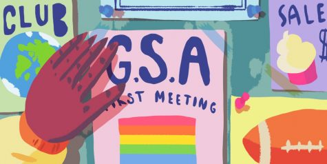 New GSA Club Advisor