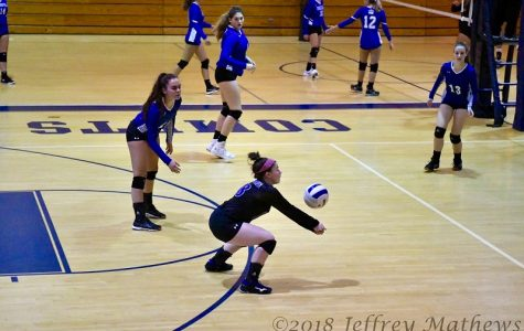 A Preview of the 2018 Volleyball Team From a Returning Senior
