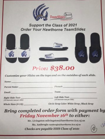 Buy Slides to Support HHS Class of 2021!