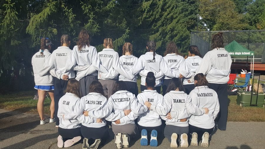 Girls Varsity Tennis: A Successful Season