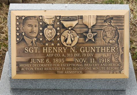 Henry Gunther: The Final Death of World War 1