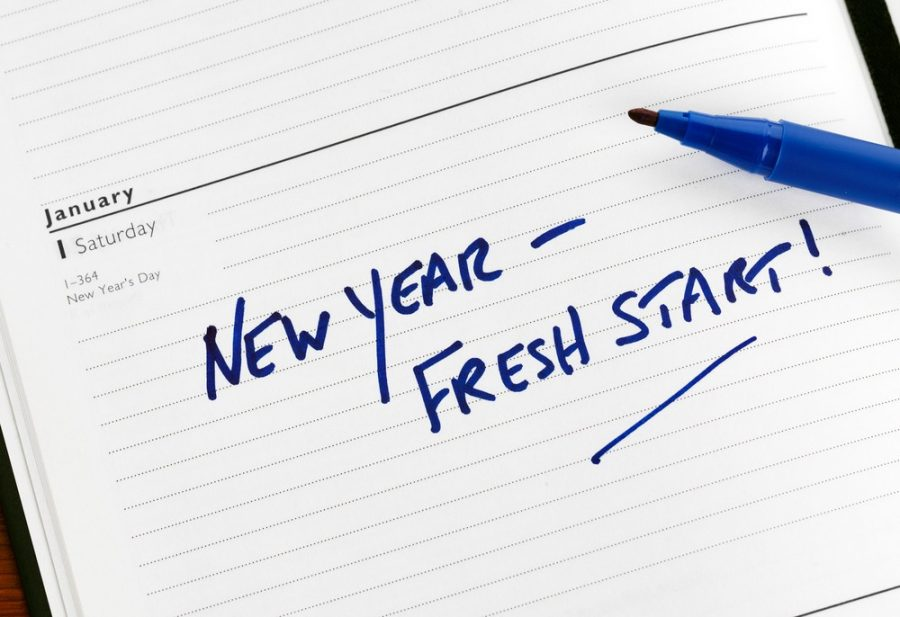 What is Your New Year's Resolution