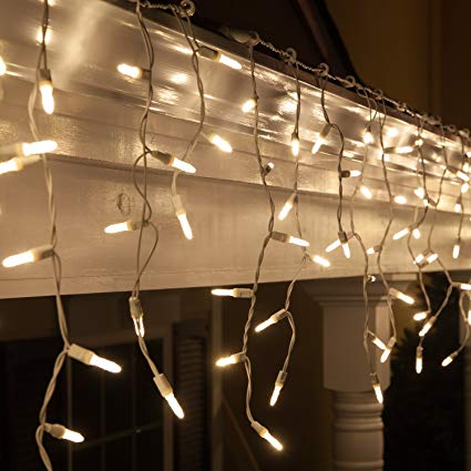 Product Review: The Twinkling Icicle Lights