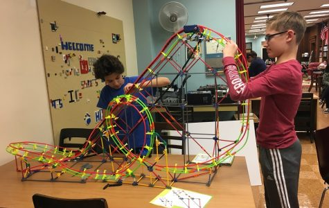 Library Workshops For November