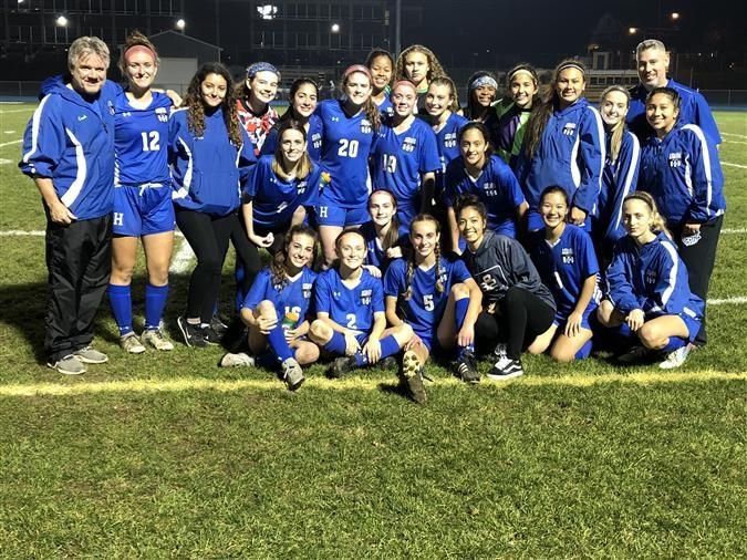 Girl's Soccer State Tournament