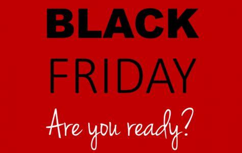 Black Friday Shopping Already?