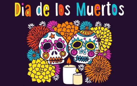 Dià De Los Muertos at HHS